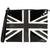 Clutch Santa Lolla UK Preta - Compre Agora   Dafiti