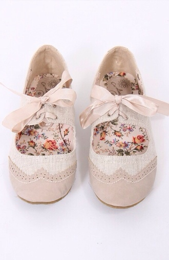 shoes bows ribbon oxfords