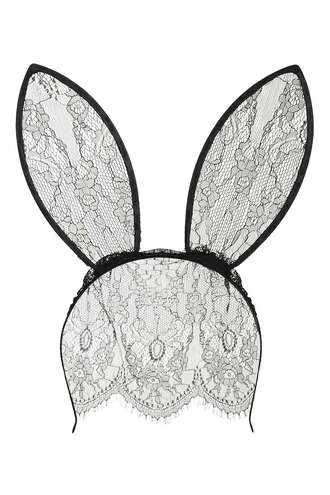 hair accessory lace black lace bunny ears bunny halloween sexy halloween costume sexy halloween accessory halloween accessory gift ideas