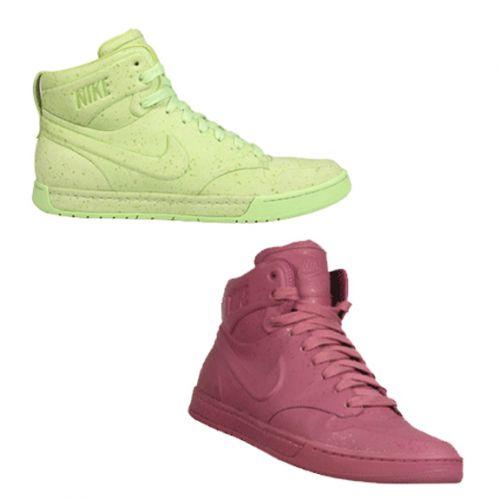 Nike air royalty pistachio & rasberry macarons