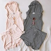 tank top,fashion,stripes,two-piece,set,fashions,trendy,spring,stripe sets,spring style,summer outfits,casual,bellexo