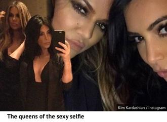 make-up kardashians khloe kardashian kim kardashian