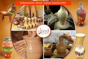 home accessory,handicraft,home decor,meenakari,wooden decor,craft,art,painted pots,wooden flower vase