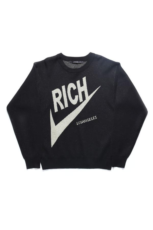 sweater JOYRICH X GIZA streetstyle sweatshirt