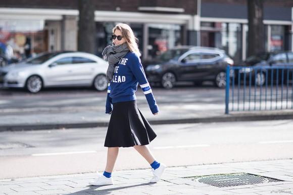 after drk blogger sunglasses scarf socks