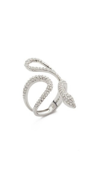 snake statement ring statement ring silver jewels