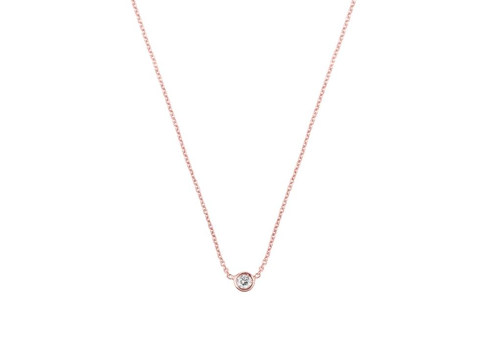 Flirty necklace
