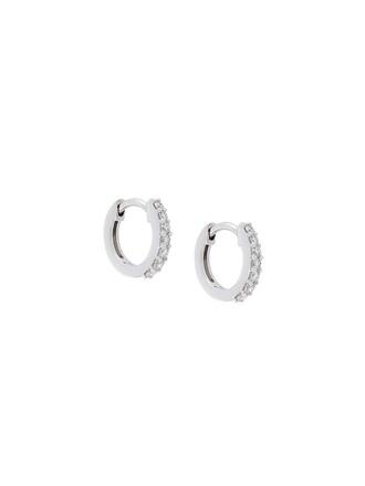 mini metallic women earrings hoop earrings jewels