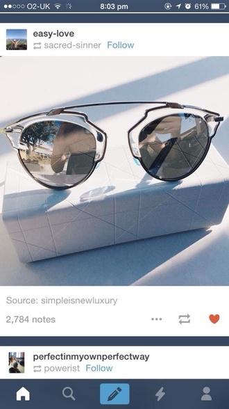 sunglasses silver mirrored sunglasses