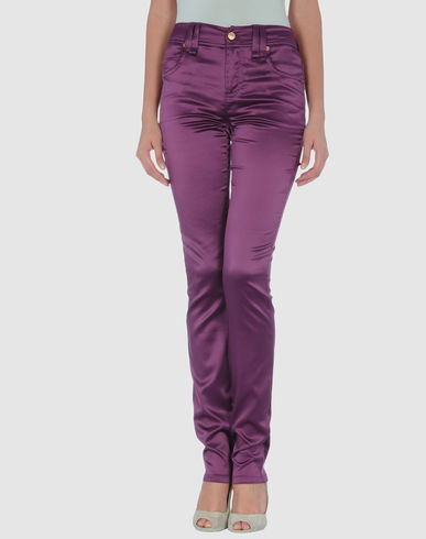 Casual pants galliano on yoox united states