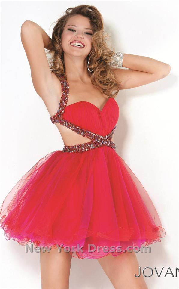 Jovani 2134 Dress - NewYorkDress.com