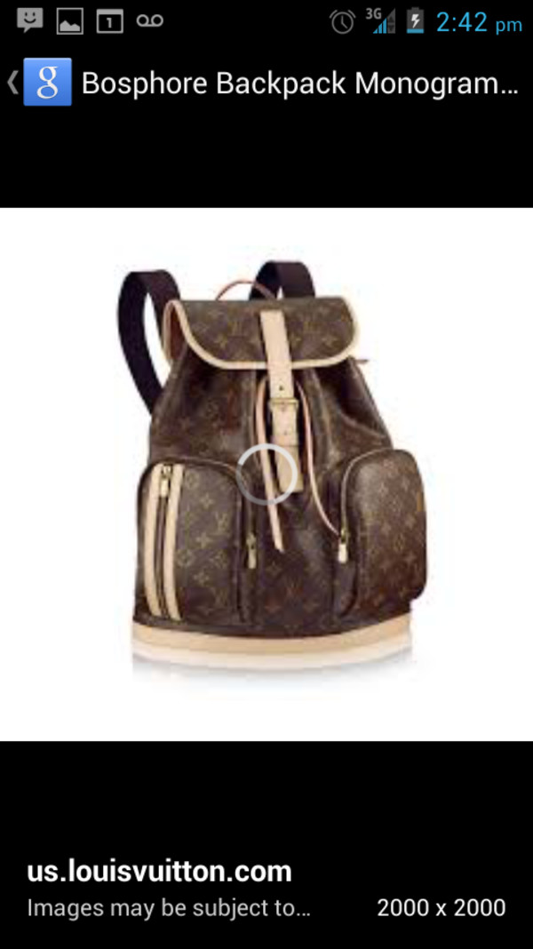 bag louis vuitton bag backpack