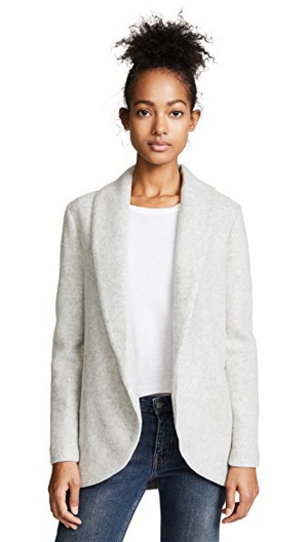 BB Dakota jacket light grey heather grey