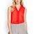 Sleeveless Chiffon Shirt   LOVE21 - 2000061718