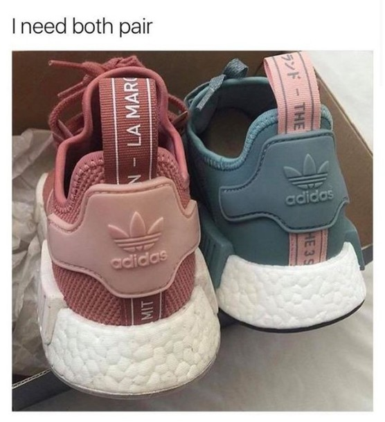 Adidas Shoes Pink And Purple