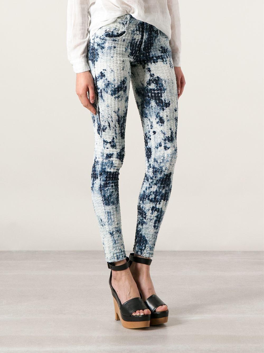 Luca Taiana Skinny Jeans - Tessabit - Farfetch.com