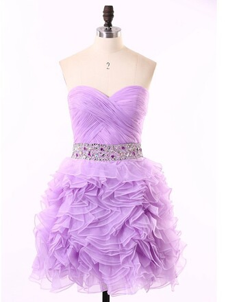dress prom prom dress violet purple prom gown mini mini dress short short dress sweetheart dress strapless strapless dress dressofgirl love wow fashion style amazing cute cute dress sexy sexy dress sparkle bridesmaid stylish
