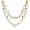 Daphne link chain necklace