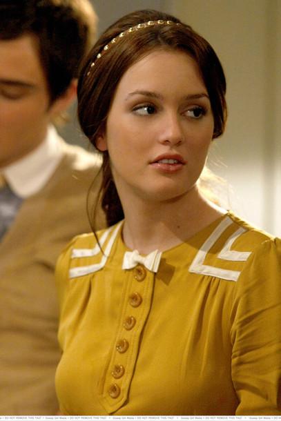 blair waldorf gossip girl blouse