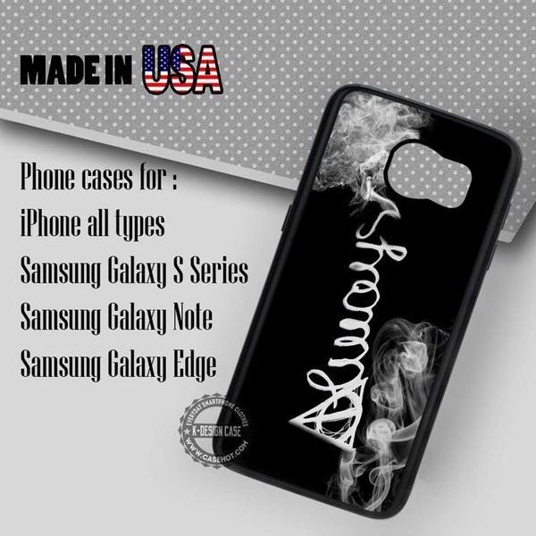 Samsung S7 Case - Always Harry Potter- iPhone Case #SamsungS7Case #hp #yn