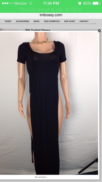 Rasheeda maxi dress