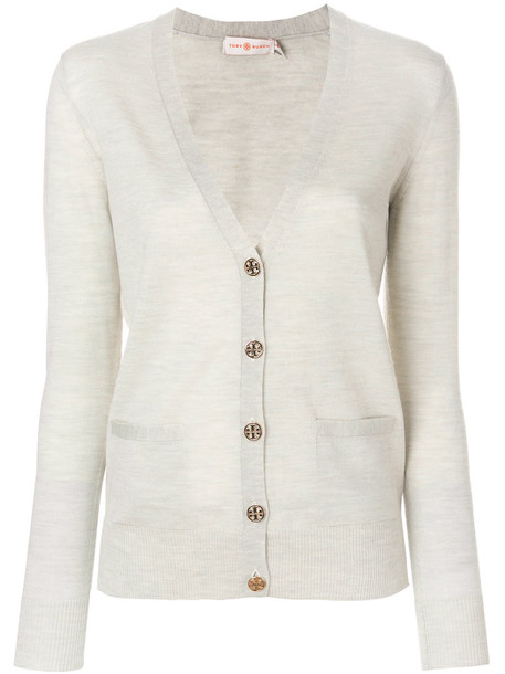 Tory Burch cardigan cardigan women nude sweater