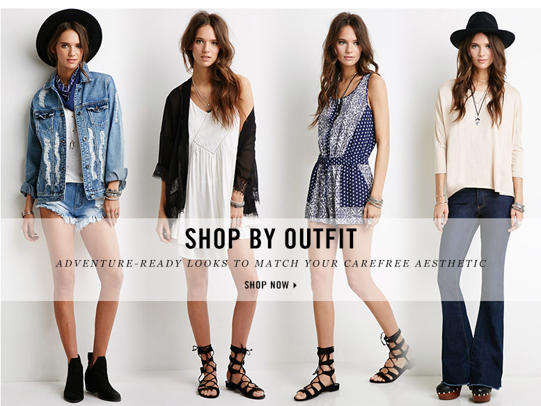 Shop Forever 21 Canada For Fashionable Clothing For Women