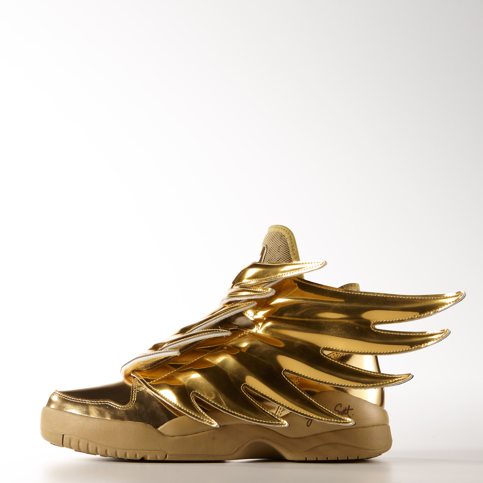 adidas Wings 3 Gold Schuh