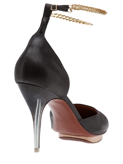 Lanvin Vault Ankle Strap Pumps - A'maree's - Farfetch.com