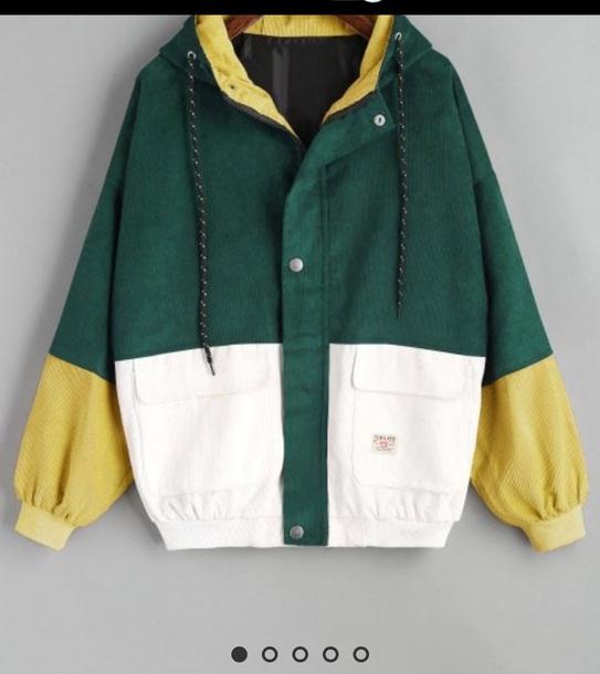 jacket polyester
