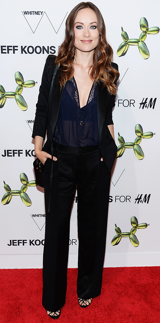 olivia wilde jacket pants