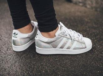 shoes adidas adidas shoes adidas superstars adidas originals silver adidas