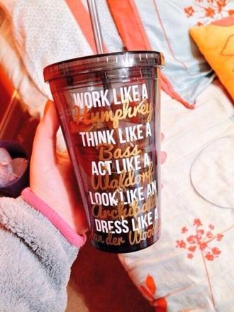 home accessory gossip girl travel travel mug