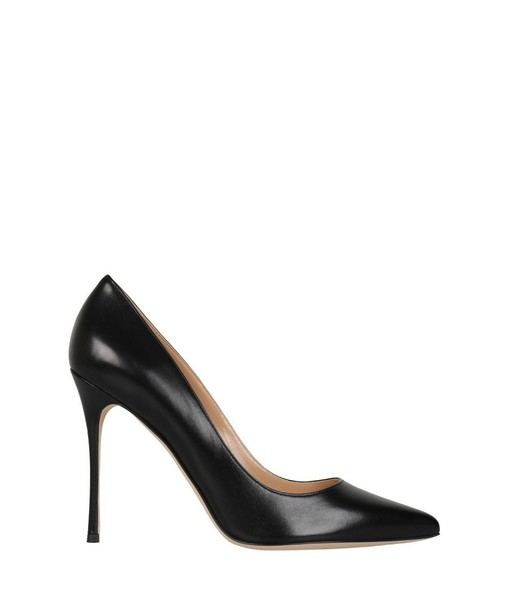 Sergio Rossi pumps leather shoes