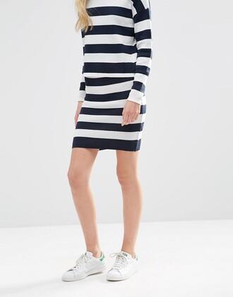 skirt stripes striped skirt