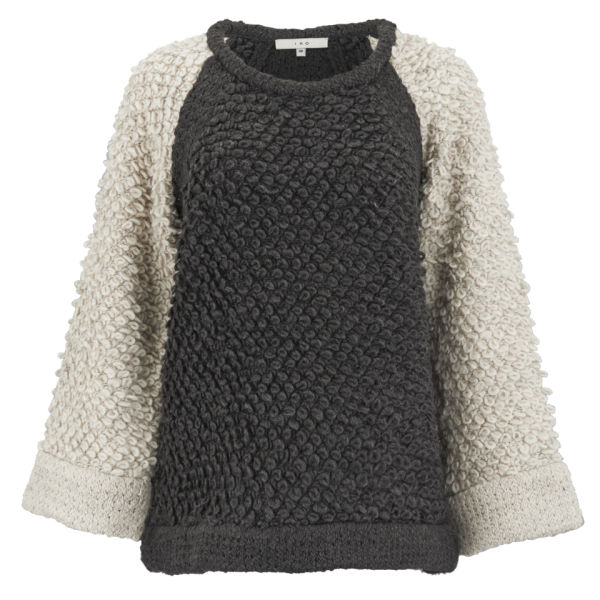 Iro women's wool mix oversized jumper