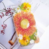 phone cover,summer summer handcraft,orange,cute,gift ideas,floral,yellow,christmas,holiday gift,birthday gift,handmade,handcraft,cool,iphone 7 plus,flowers,Holiday gift ideas,valentines day gift idea,mothers day gift idea,iphone7 cover,iphone cover