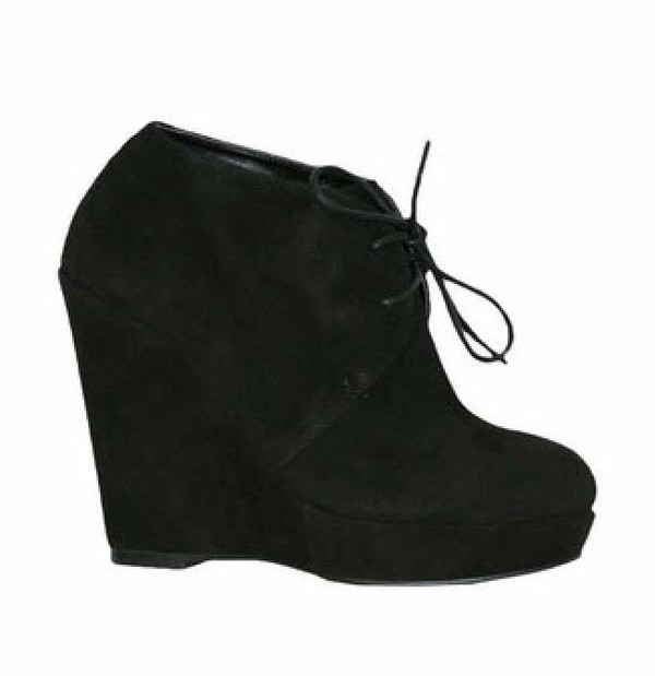 shoes black wedges blackwedges cute supercute