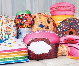 home accessory pillow food