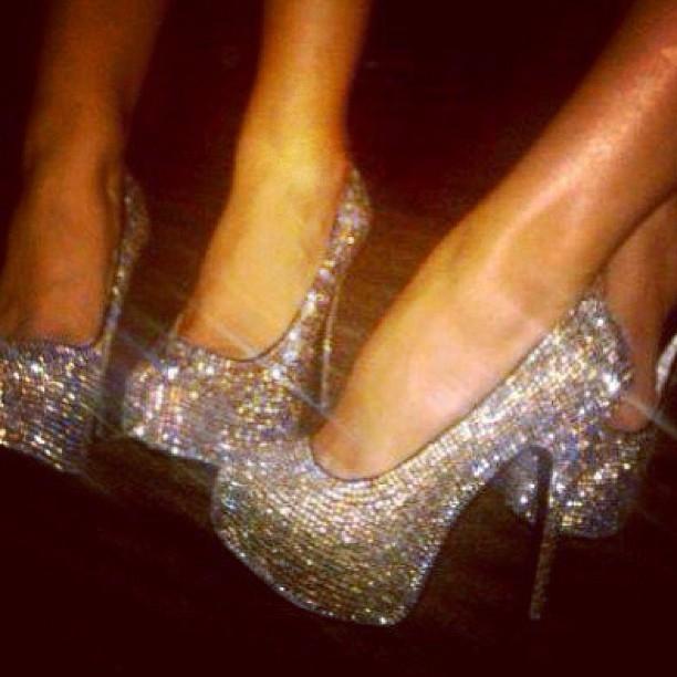 Super bling heels