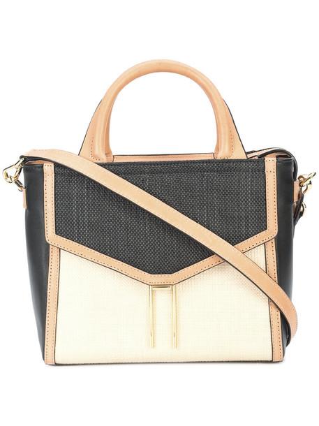 Hayward satchel mini women leather suede brown bag