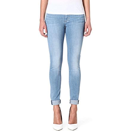 HUDSON JEANS - Nico super-skinny jeans | Selfridges.com