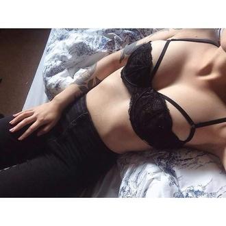 underwear bra bralette lace bralette lace bra strappy bra