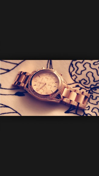 watch jewels gold gold watch style cute jewelry