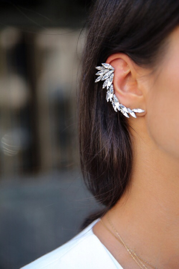 jewels jewelry earrings ear cuff musthave