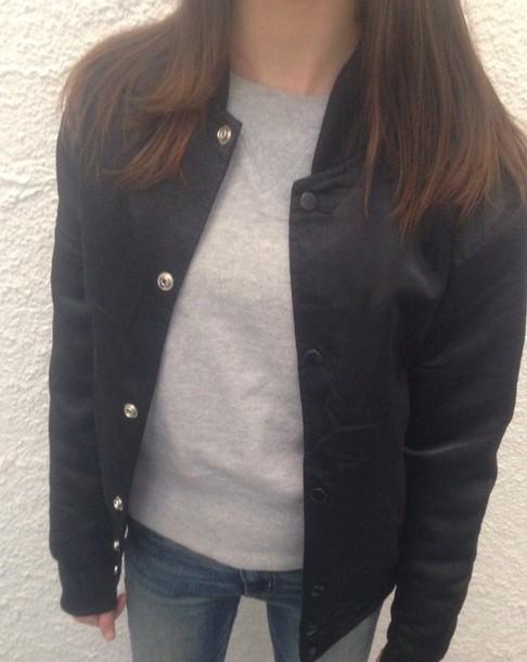 coat bomber jacket brandy melville