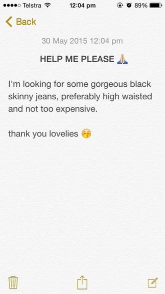 jeans black jeans high waist high waisted black high waisted black high waist high waist jeans high waisted jeans