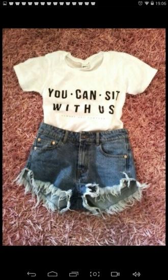 t-shirt mean girls