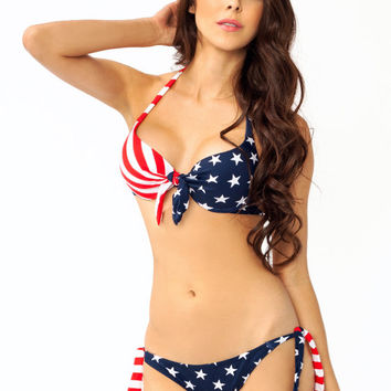 american-flag-enhancer-bikini-set REDBLUE - GoJane.com on Wanelo