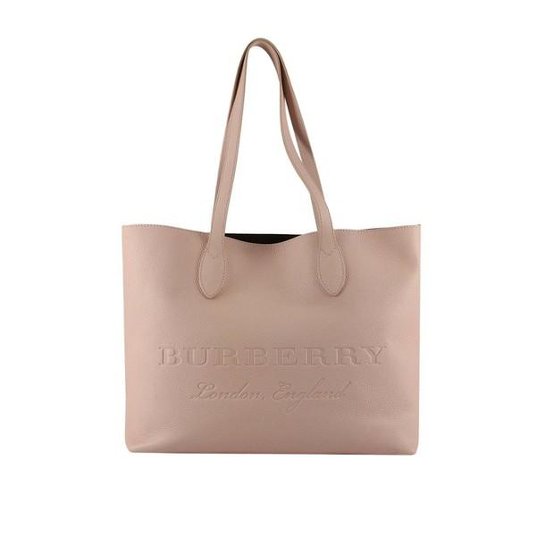Burberry women bag shoulder bag pink